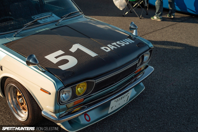 Ron_Celestine_SpeedhuntersLive_FujiSpeedway_Datsun_510_1