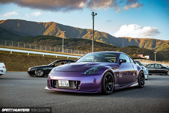 Ron_Celestine_SpeedhuntersLive_FujiSpeedway_Nissan_350z