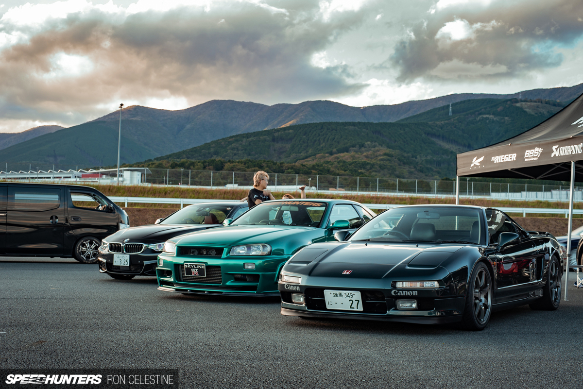 Speedhunters Live: The Stills Before The 4K Storm