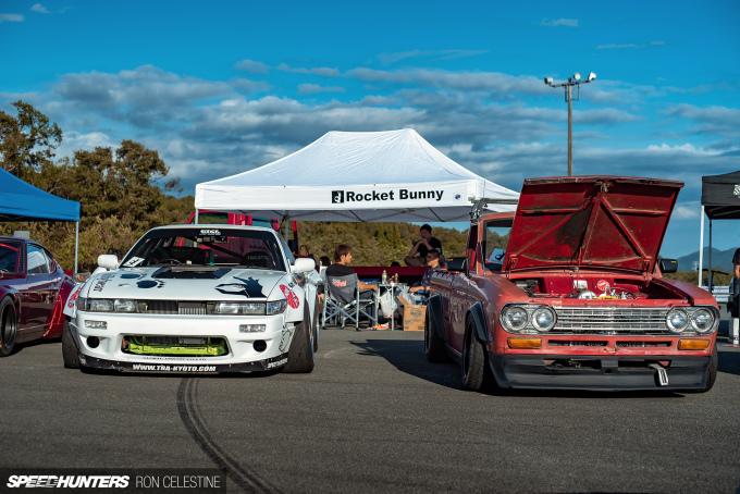 Ron_Celestine_SpeedhuntersLive_FujiSpeedway_Rocketbunny_S14_Datsun