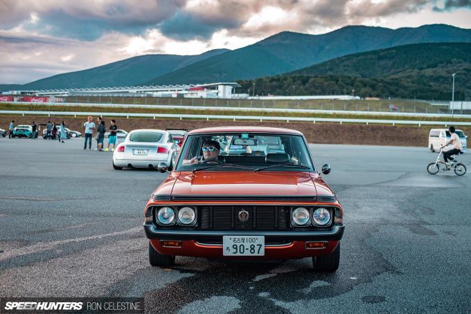 Ron_Celestine_SpeedhuntersLive_FujiSpeedway_Toyota_Crown_1