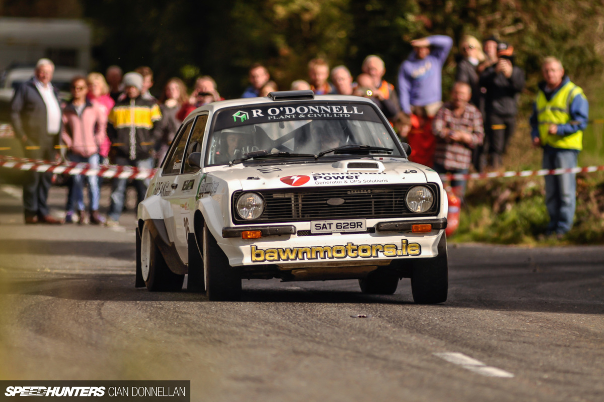 The Irish Tarmac Rally Finale