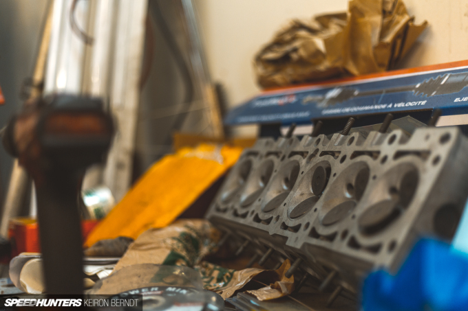 Keiron Berndt - CAtuned - Speedhunters - CAtuned Shop Tour