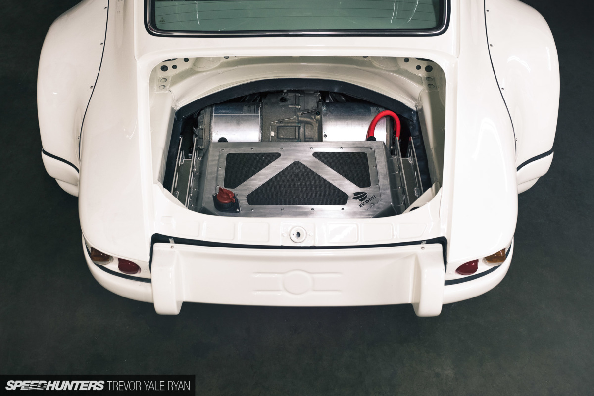The Future Of Porsche Is A Tesla-Powered Classic 911 - Speedhunters