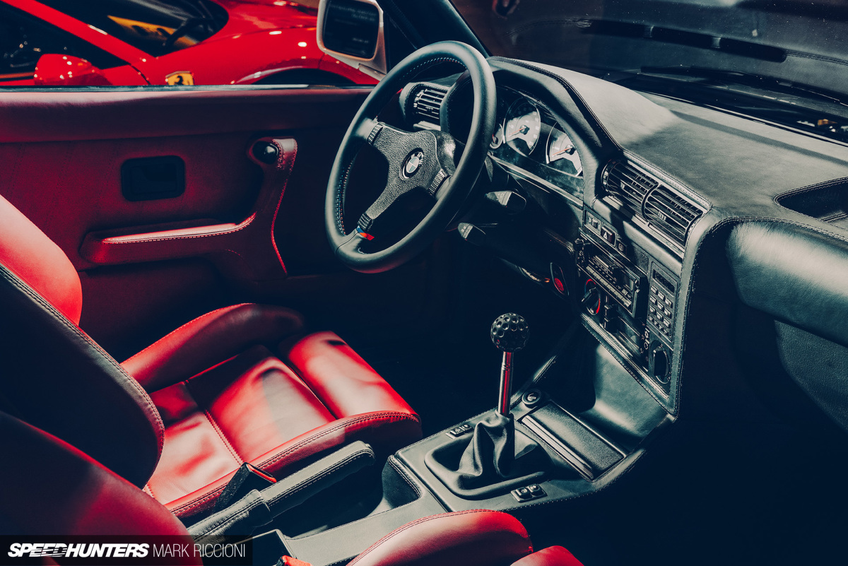 F80 X E30 Modern M3 Tech Meets Classic M3 Chassis Speedhunters
