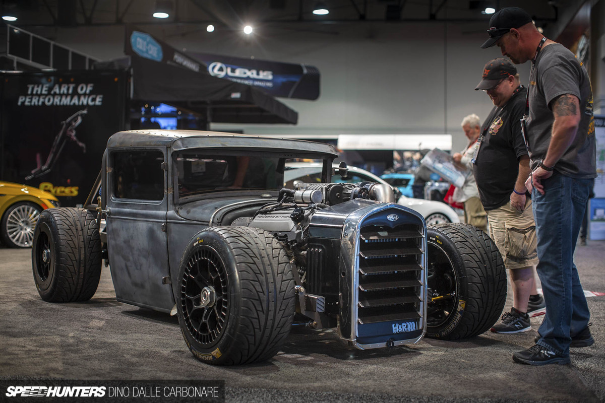 SEMA 2018: The First Day Of Madness
