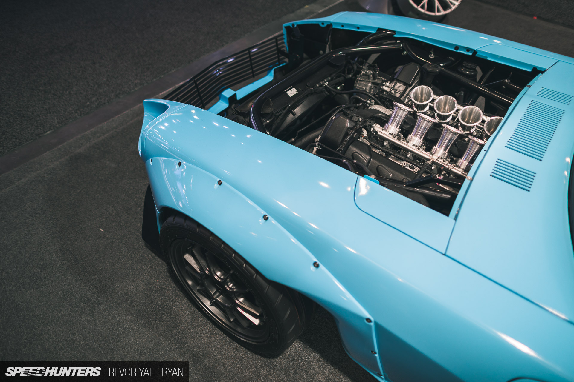 That S Not A V8 The Bmw V10 Powered 240z Speedhunters