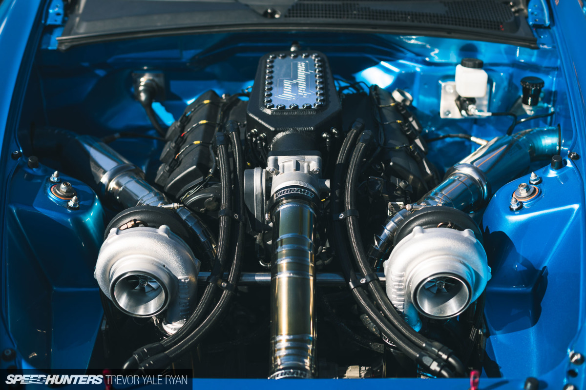 Swapped And Chopped Four Ways To S2000 At Sema Speedhunters