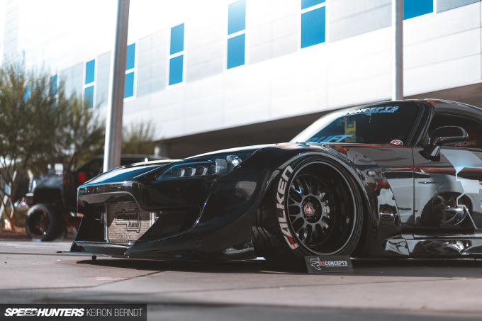 LS Swapped S2000 - Keiron Berndt - Speedhunters - SEMA 2018 Deliverables - 10 - 29 - 2018-4081