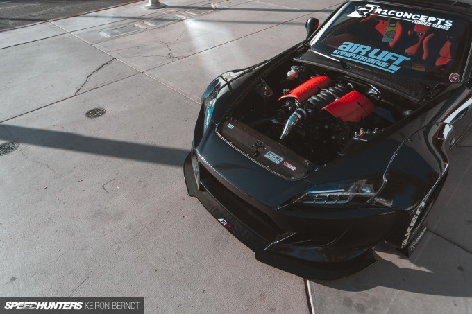 LS Swapped S2000 - Keiron Berndt - Speedhunters - SEMA 2018 Deliverables - 10 - 29 - 2018-4173
