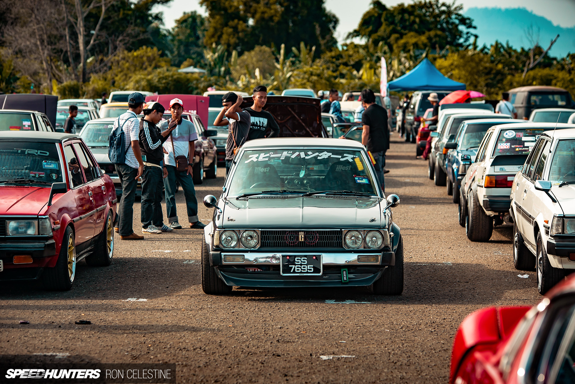 Tawau Raretro Day: An Exercise in How to Party - Speedhunters
