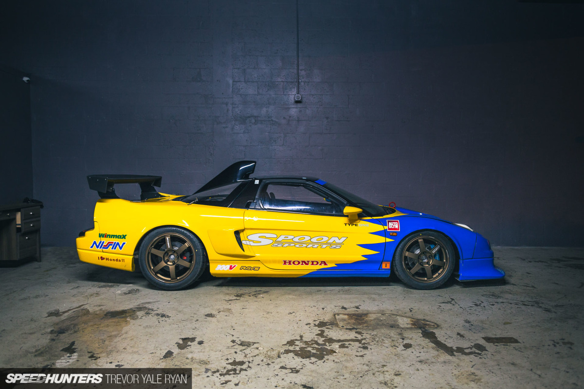 Miami Dreaming: The Spoon NSX-R GT