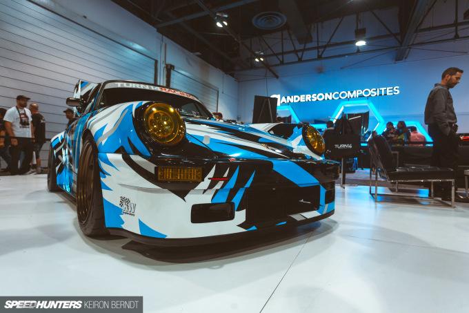 Keiron Berndt - Turn 14 K-Swapped Porsche 911 - Speedhunters - SEMA 2018 - 10 - 30 - 2018-4666