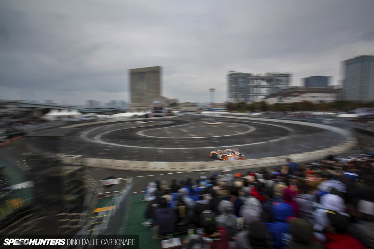 Why The FIA Intercontinental Drifting Cup Doesn't Work