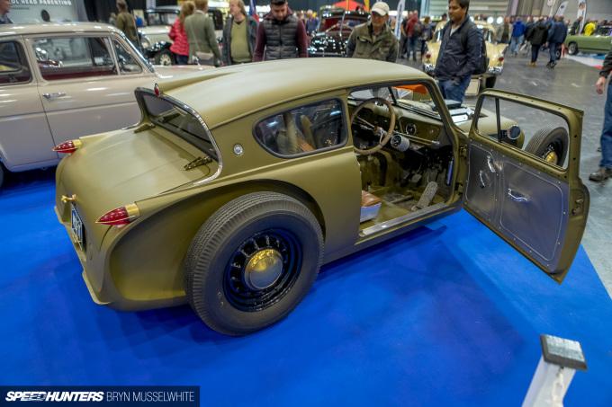 NEC Classic Car Show 2018 Speedhunters Bryn Musselwhite-46