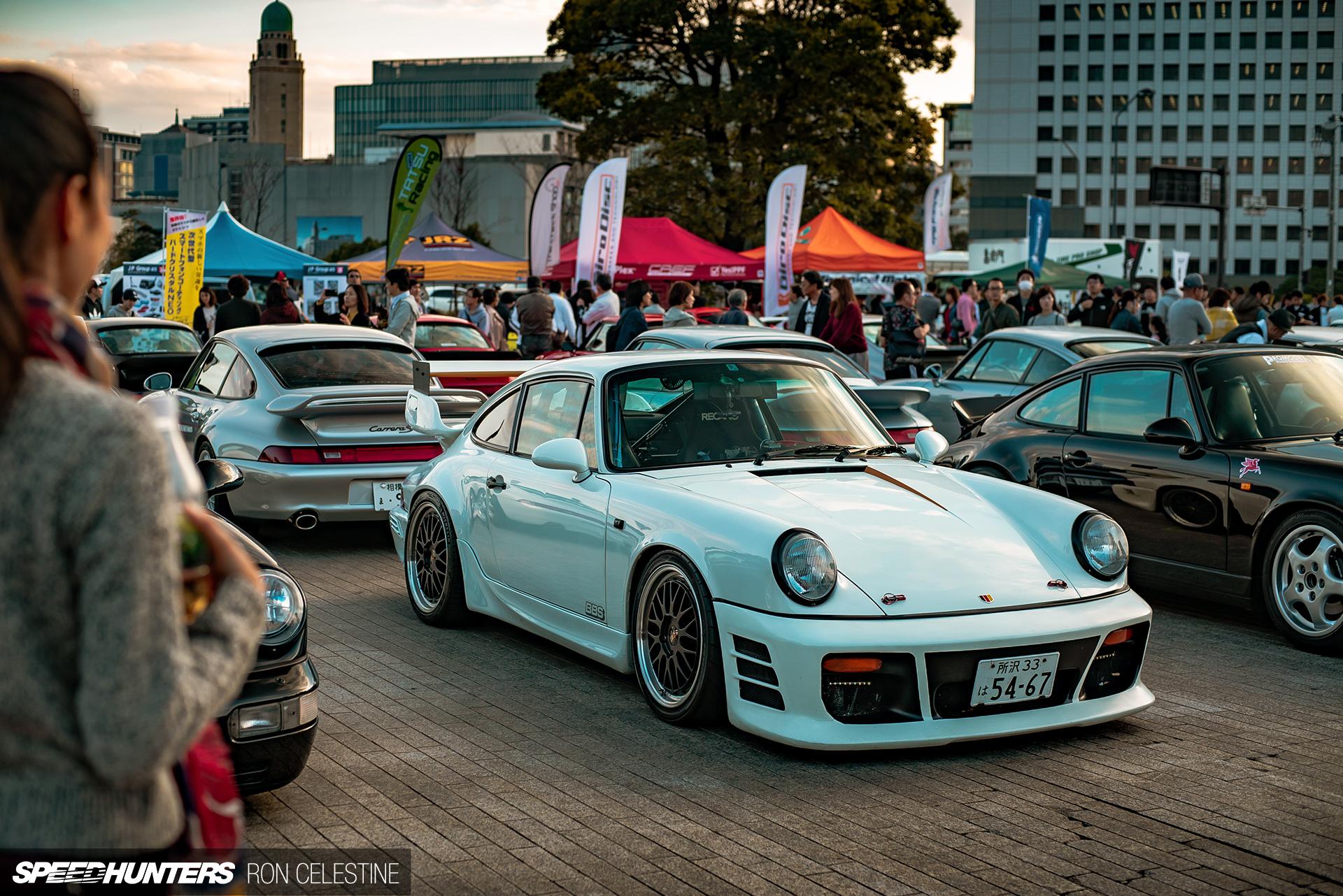 The Day Porsche Took OverYokohama