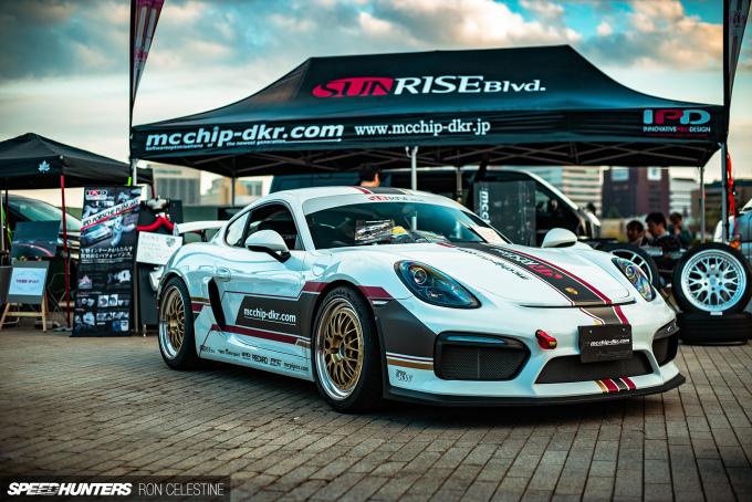 Speedhunters_Ron_Celestine_Porsche_CaymanS_Race1