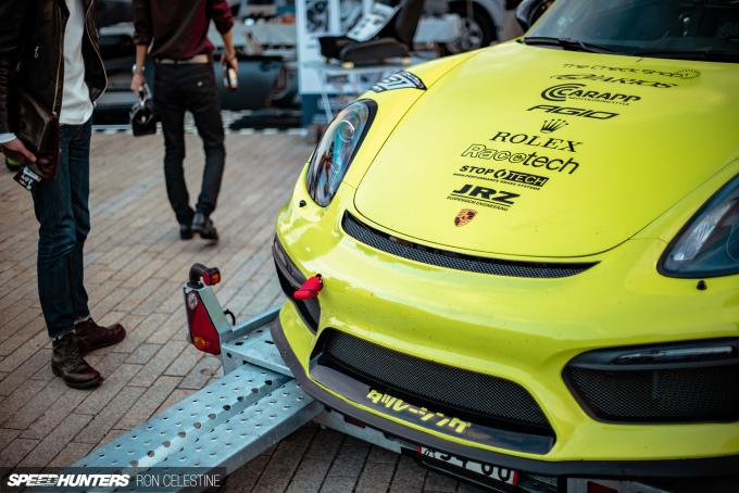 Speedhunters_Ron_Celestine_Porsche_CaymanS_Race2