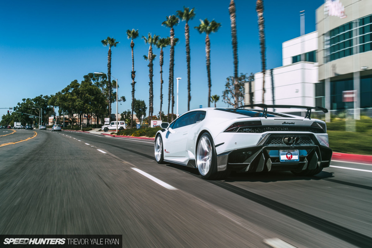 A Twin-Turbo Lamborghini With Soul