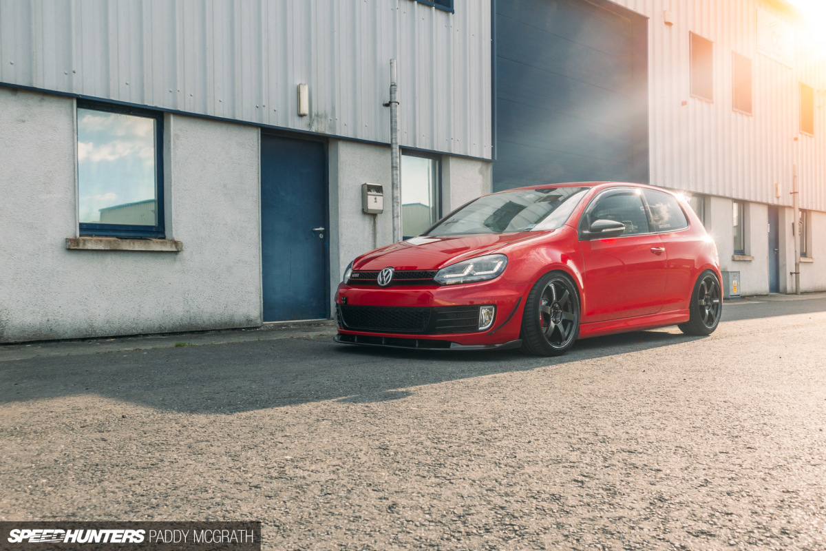 Project GTI: It's Still A Thing