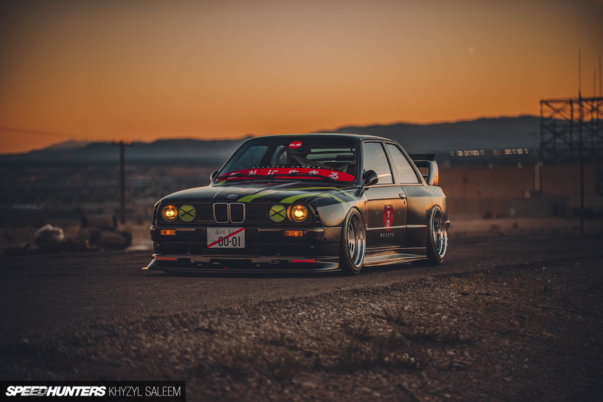 The Mind Behind LTO's BMW E30