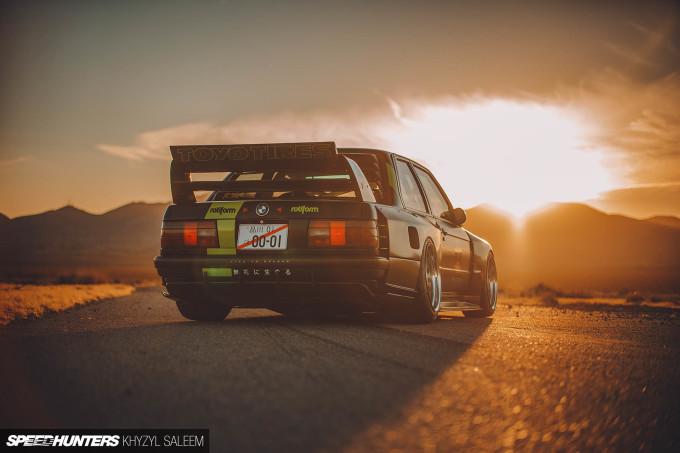 2018 Khyzyl Saleem Speedhunters LTO BMW E30 Rotiform-14