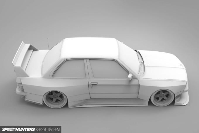 2018 Khyzyl Saleem Speedhunters LTO BMW E30 Rotiform-29