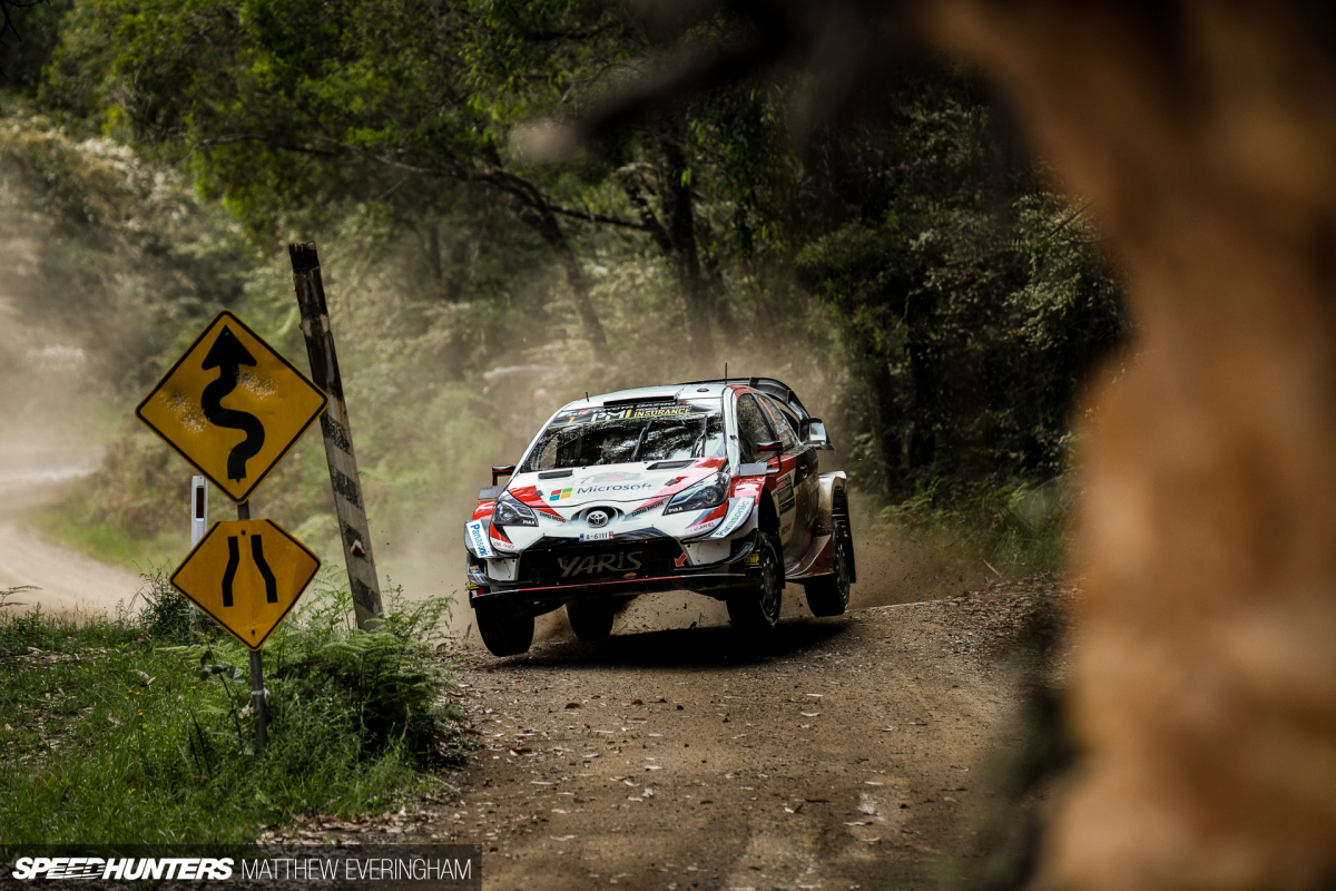 In The Moment: Nothing Can Prepare You For WRC