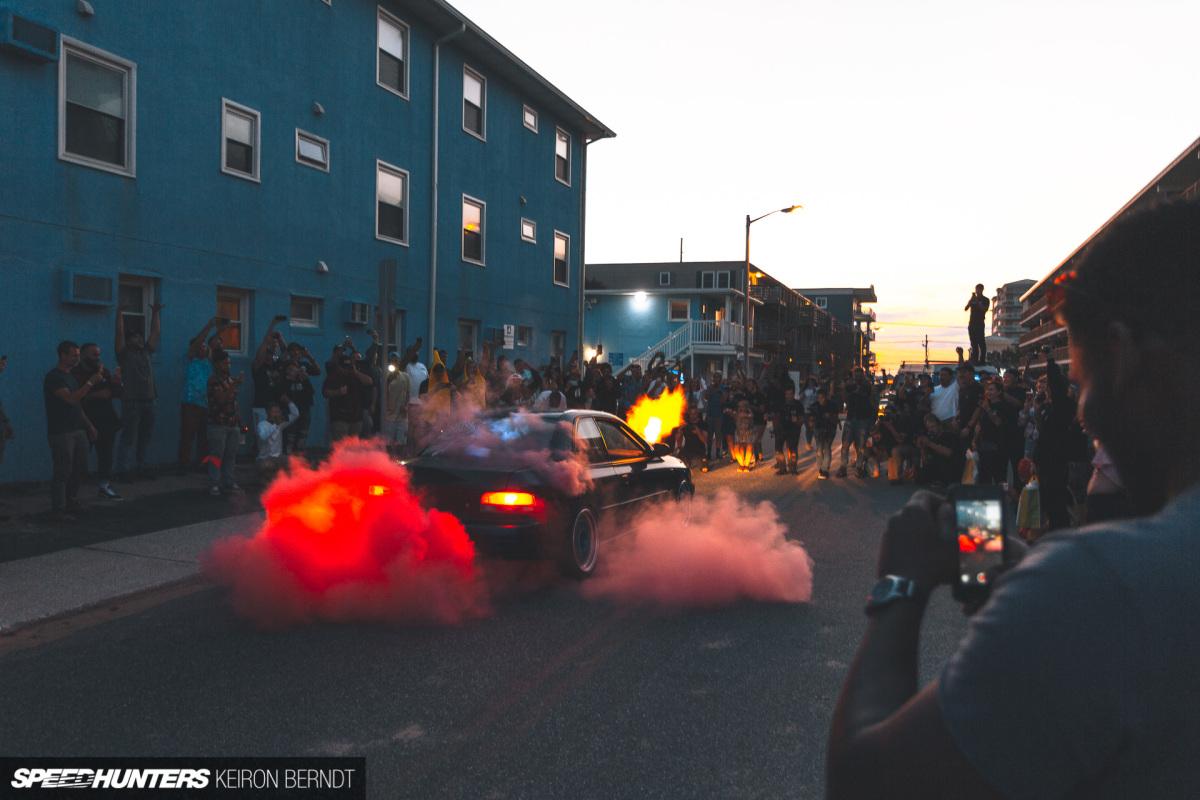 The Wildest Car Week: A Night on 56thStreet