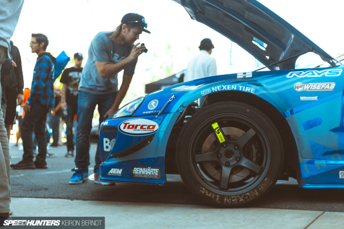 Variety of the Rays Tribute Meet - Keiron Berndt - Speedhunters