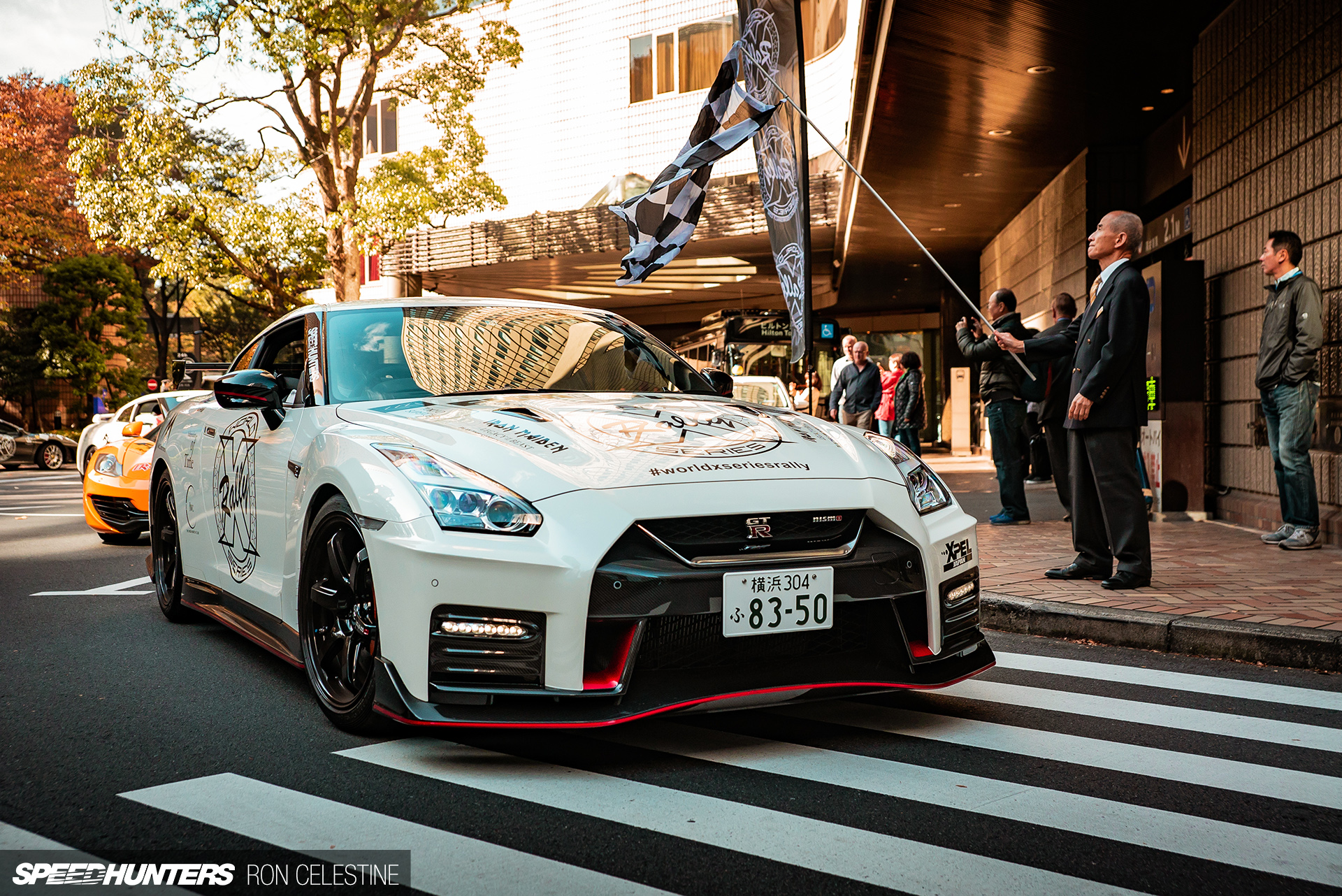 We Took A Nismo GT-R To A CarRally