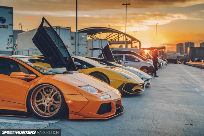 2018 Mark Riccioni Lamborghini Night Tokyo-19