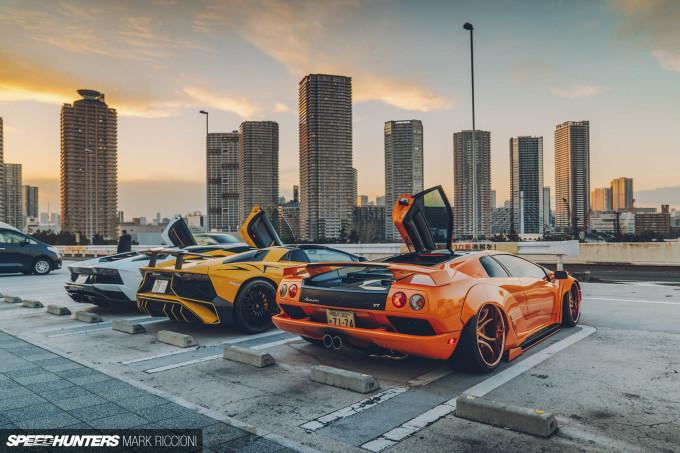 2018 Mark Riccioni Lamborghini Night Tokyo-21