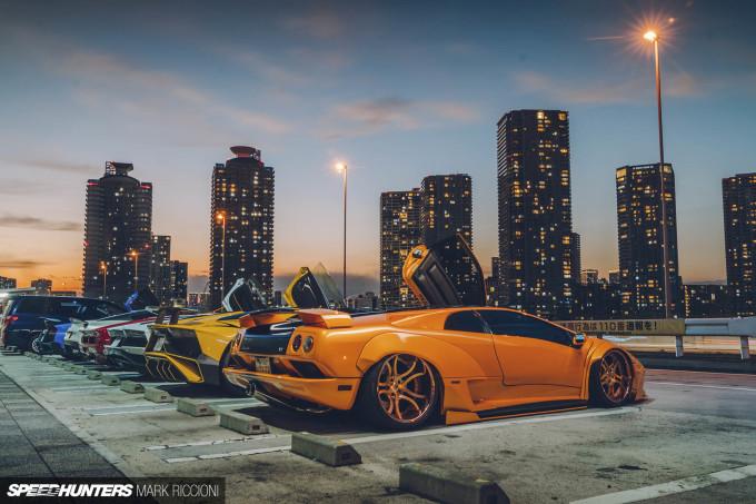 2018 Mark Riccioni Lamborghini Night Tokyo-33