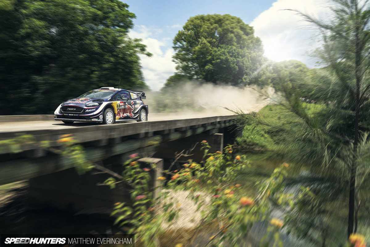 WRC: Describing The Undescribable