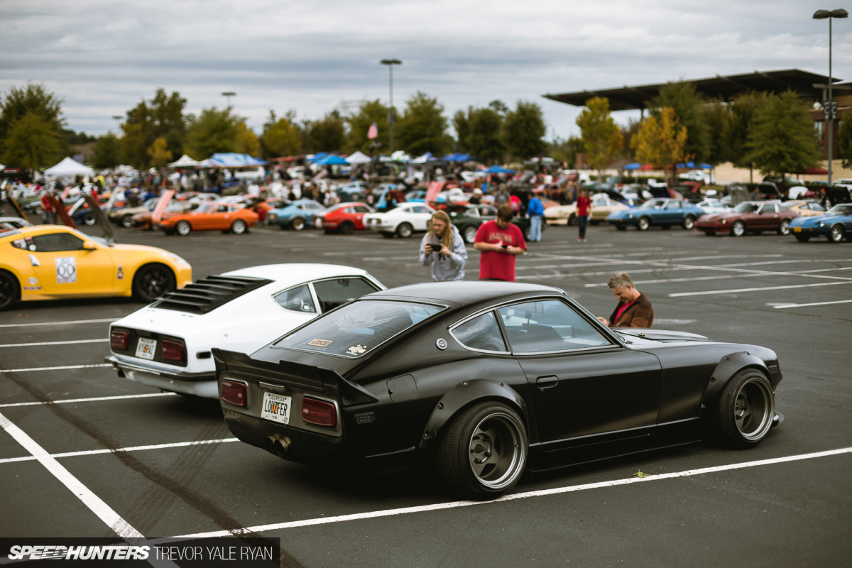 Purist Hunting At The ZCON CarShow