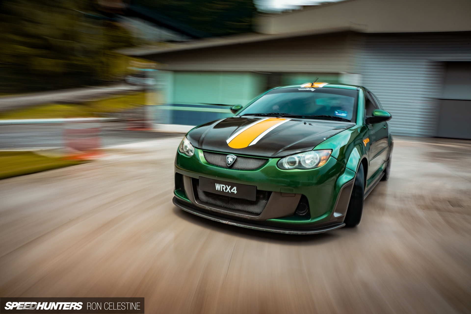Proton Satria Neo R3 Lotus Racing: The People's Car Of Malaysia