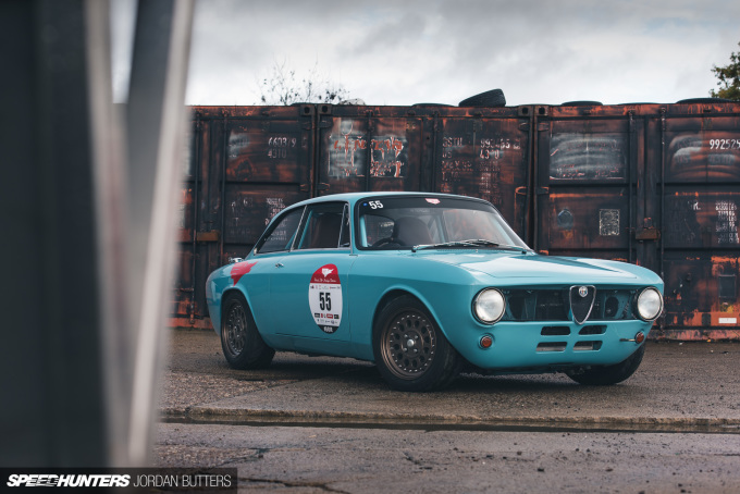 Retropower Alfa Romeo GT Junior 1300 Speedhunters by Jordan Butters-1