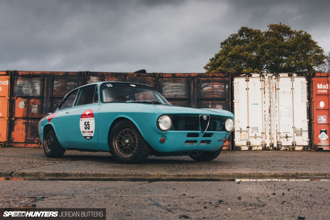 Retropower Alfa Romeo GT Junior 1300 Speedhunters by Jordan Butters-6