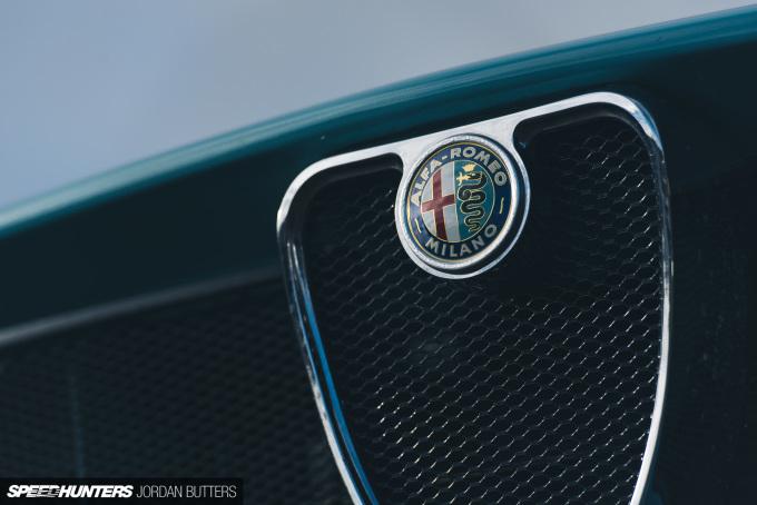Retropower Alfa Romeo GT Junior 1300 Speedhunters by Jordan Butters-11