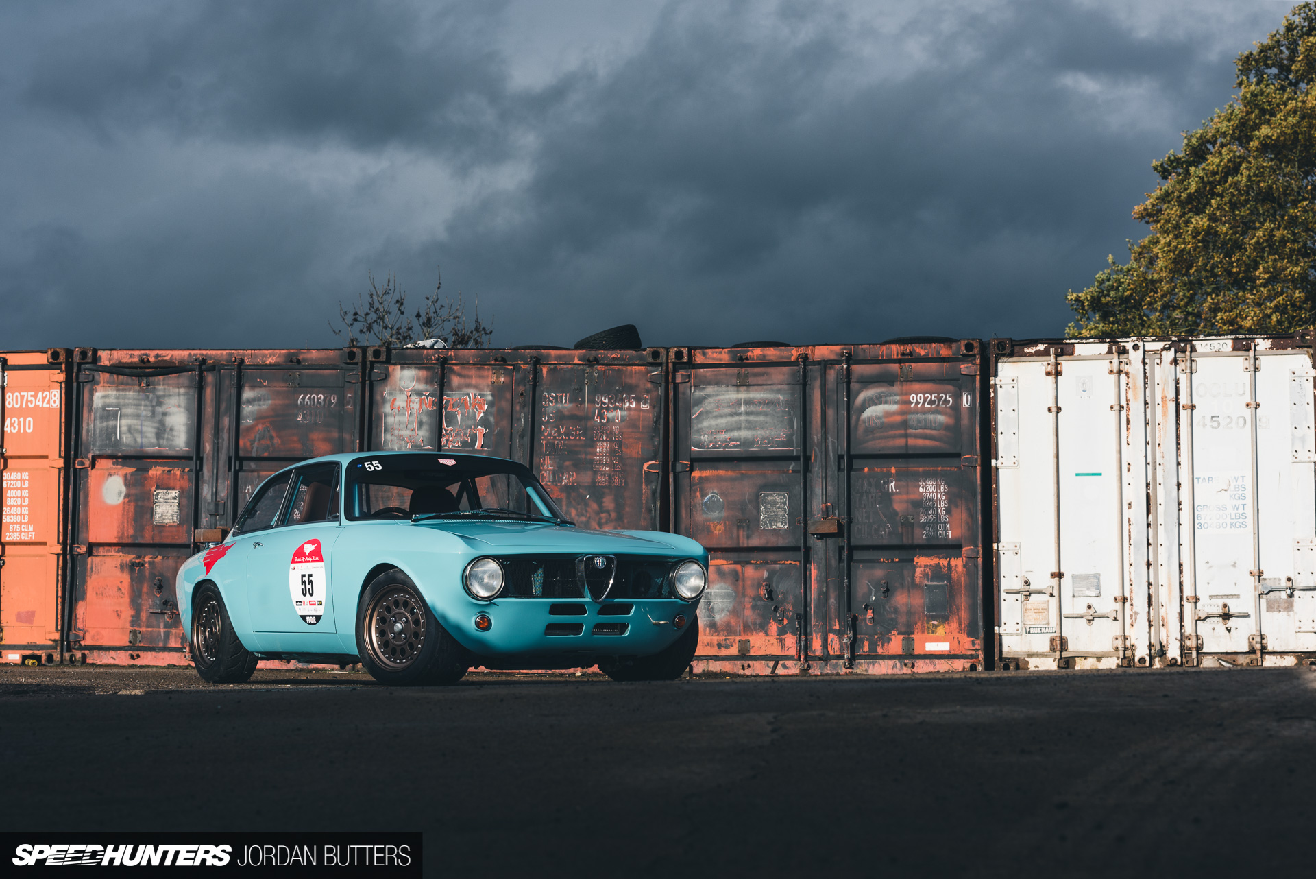 A Classic Alfa That's All Show And All Go