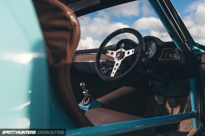 Retropower Alfa Romeo GT Junior 1300 Speedhunters by Jordan Butters-25