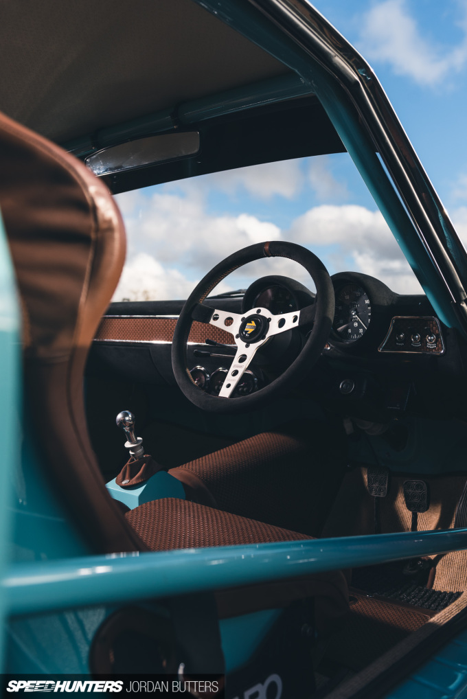 Retropower Alfa Romeo GT Junior 1300 Speedhunters by Jordan Butters-26