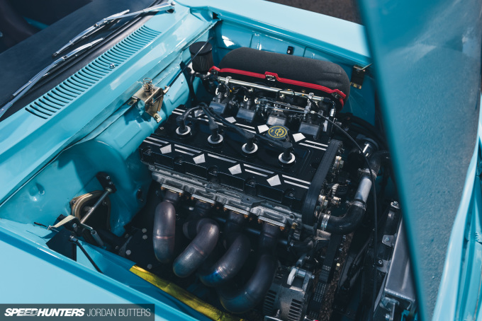 Retropower Alfa Romeo GT Junior 1300 Speedhunters by Jordan Butters-40