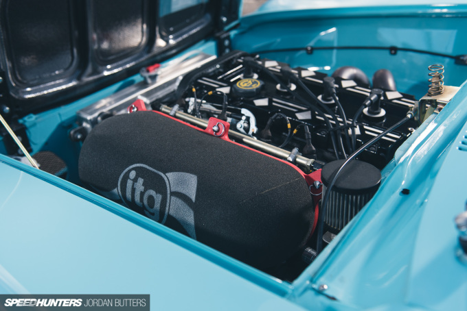 Retropower Alfa Romeo GT Junior 1300 Speedhunters by Jordan Butters-42