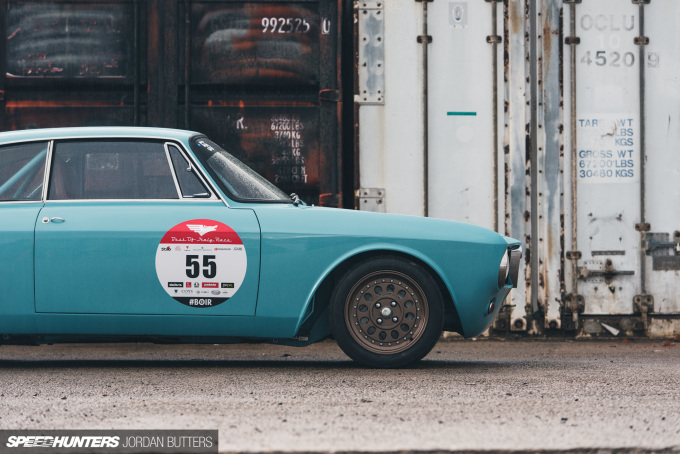 Retropower Alfa Romeo GT Junior 1300 Speedhunters by Jordan Butters-55
