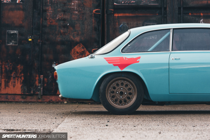 Retropower Alfa Romeo GT Junior 1300 Speedhunters by Jordan Butters-56
