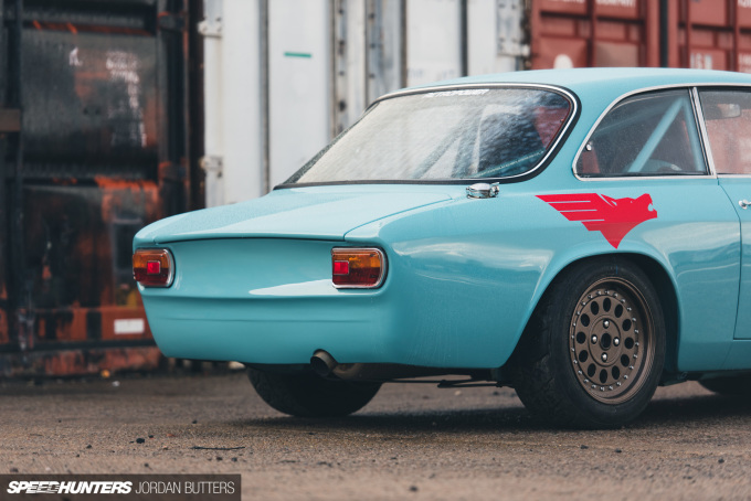 Retropower Alfa Romeo GT Junior 1300 Speedhunters by Jordan Butters-58