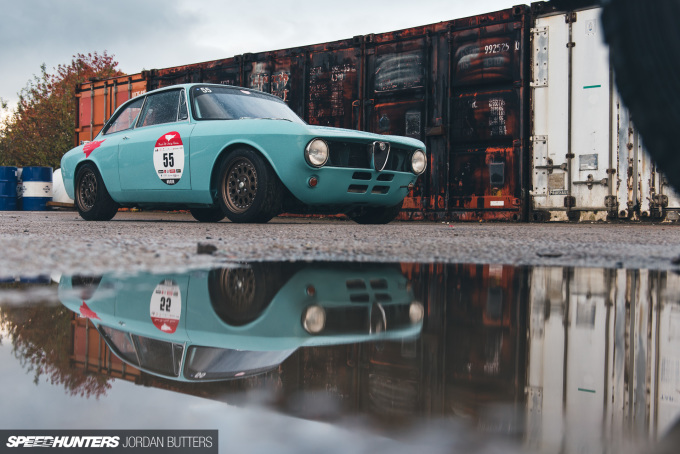 Retropower Alfa Romeo GT Junior 1300 Speedhunters by Jordan Butters-61