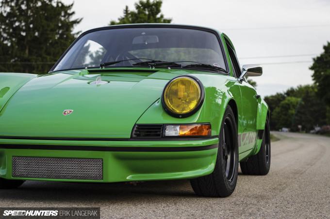 2018 Erik Langerak Porsche 1973 911 RS Kermit-04